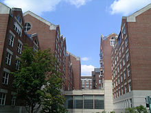 housing at georgetown university wikipedia