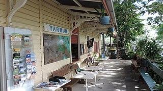 Yarwun, Queensland Suburb of Gladstone Region, Queensland, Australia