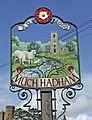 Village Sign, Much Hadham, Hertfordshire - geograph.org.uk - 315803.jpg