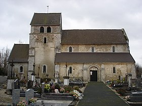 Image illustrative de l'article Église Saint-Memmie de Villeneuve