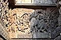 Vishnu riding Garuda Hoysaleswara Temple Halebid.jpg