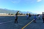 Visitors at Hualien Air Force Base Apron 20170923Nb.jpg