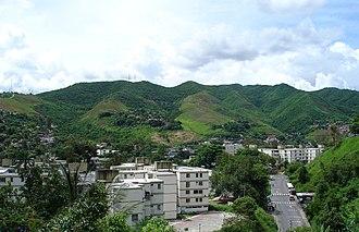 Caricuao - A view of Caricuao