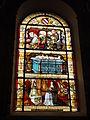Vitrail de l'église Saint-Brice à Roisin.JPG