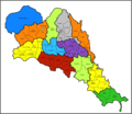 VittorioVeneto diocesi vicariati.png
