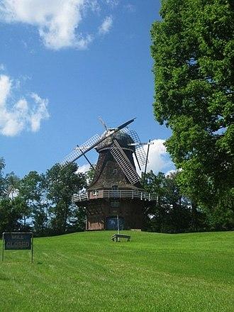 Hunterdon Plateau - Volendam Windmill