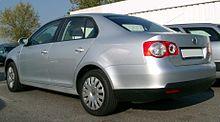 Volkswagen Jetta V rear 20070806.jpg