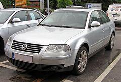 VW Passat B5 FL 2000-2005