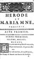 Voltaire - Hérode et Mariamne 1725.png