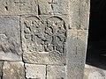 Vorotnavank Monastery (cross in wall) (97).jpg