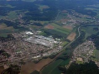Montmacq Commune in Hauts-de-France, France