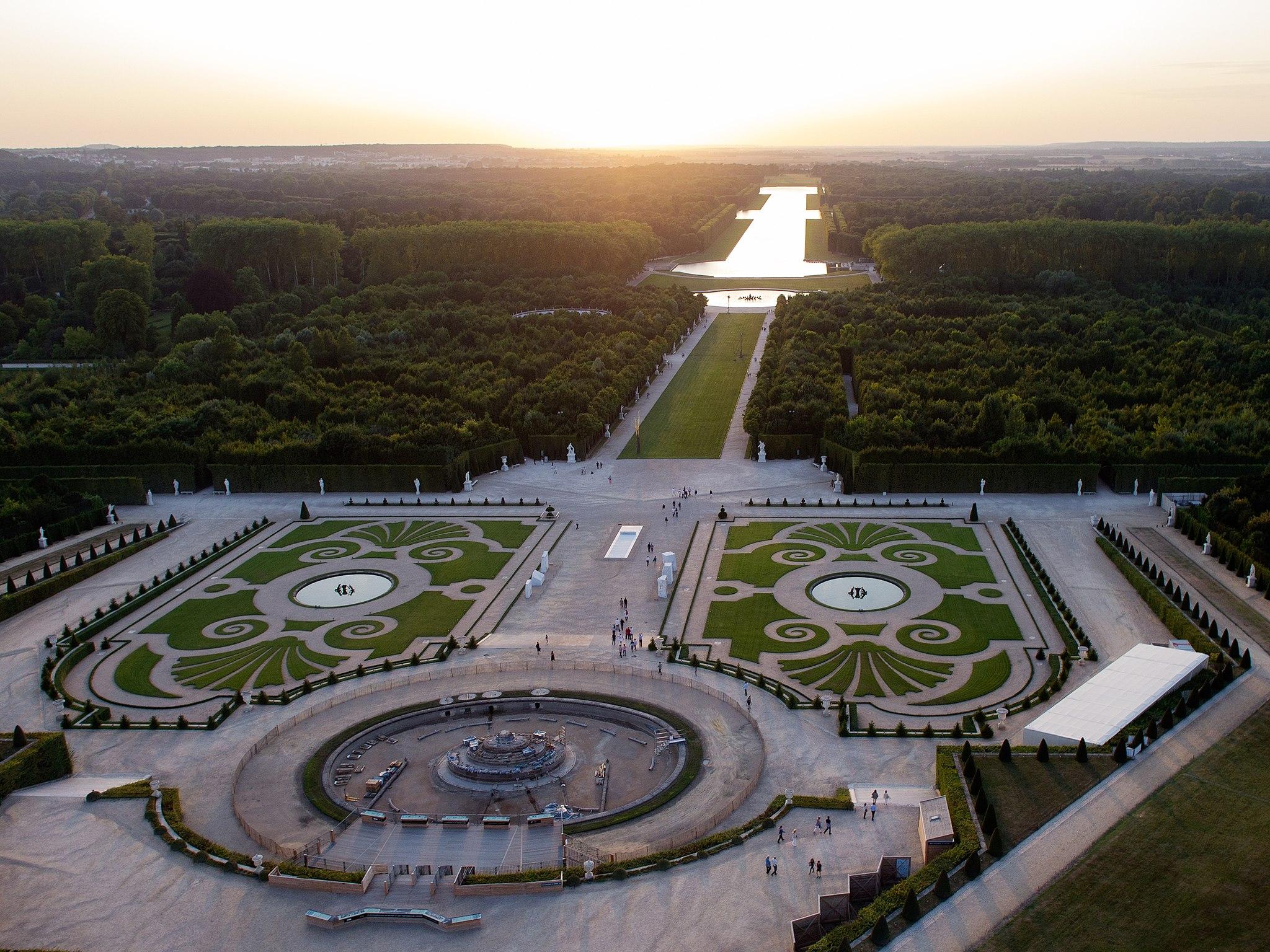 Vue aérienne du domaine de Versailles par ToucanWings - Creative Commons By Sa 3.0 - 008