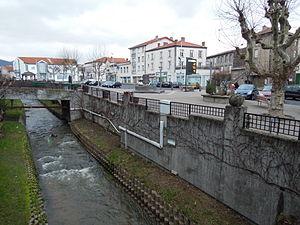 Aubière - Ramacles Square in Aubière