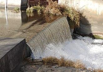 Vermillion River (Minnesota) - Image: Vupperfalls