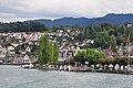 Wädenswil - Zürichsee 2010-08-29 18-08-24.JPG