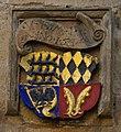 Württembergisches Wappen am Pfarrhaus in Markgröningen.jpg