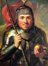 Władysław Łokietek by Bacciarelli