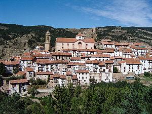 Linares de Mora - Image: WLM14ES 26092004 140005 D 1122