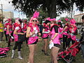 WWOZ 30th Parade Elysian Fields Lineup Steppers 3.JPG