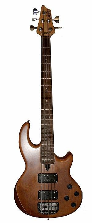 Wal (bass) - Wal 5-String Bass