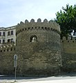 Walls of the fortress of the Baku Old City (Azerbaijan) - 10-12centuries8.jpg