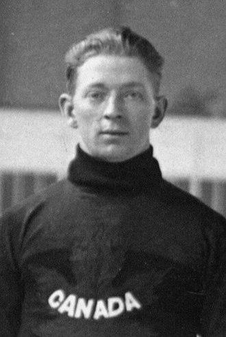 Walter Byron - Walter Byron at the 1920 Olympics.