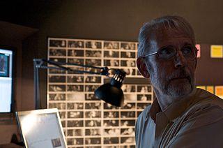 Walter Murch American film editor and sound designer