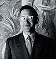 Walter H. Wernsdorfer. Photograph by L.J. Bruce-Chwatt. Wellcome V0028044.jpg
