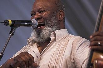 Walter Payton (musician) - Walter Payton in 2008.