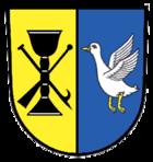 Wappen der Gemeinde Karlsdorf-Neuthard