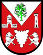 Coat of arms of the municipality Sachsenhagen
