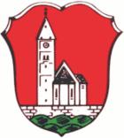 Das Wappen von Stadtbergen