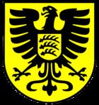 Das Wappen von Trossingen