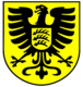 Coat of arms of Trossingen