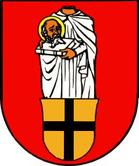 Das Wappen von Schkeuditz