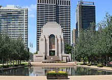 ANZAC War Memorial.
