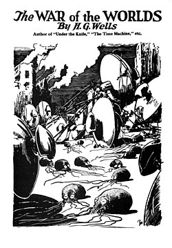War of the Worlds original cover bw.jpg