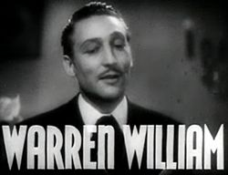 Warren William Warren William in Goodbye