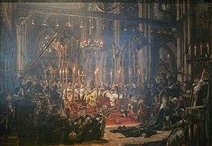 History of Civilization in Poland - Image: Warszawa summer 2015 070
