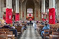 Warwick Poppies 2018, Collegiate Church of St Mary, Warwick.jpg