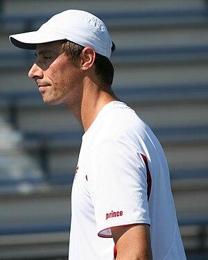 Rogier Wassen - Image: Wassen 2009 US Open