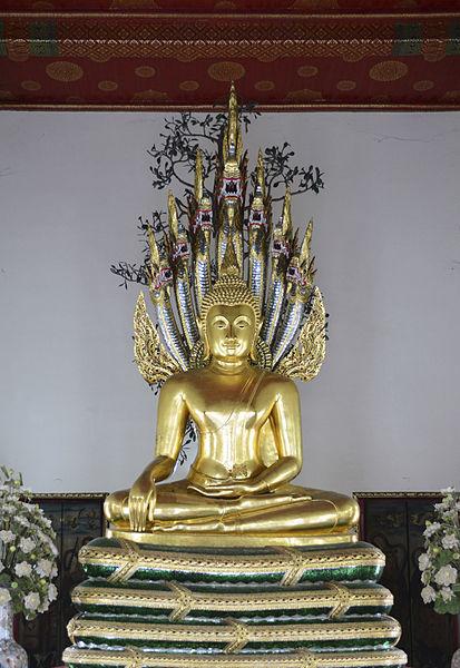 Wat Pho Temple The Reclining Buddha Bangkok