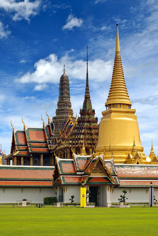Wat Phra Kaew - 1