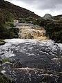 Waterfalls, Tarnbrook Wyre - geograph.org.uk - 918248.jpg