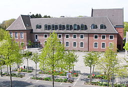 Wegberg, Rathaus A