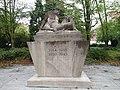Weiden Kriegerdenkmal Konrad-Adenauer-Anlage.jpg