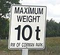 Weight limit sign.JPG