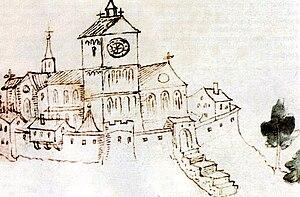 Weingarten Abbey - Weingarten Abbey, 1525
