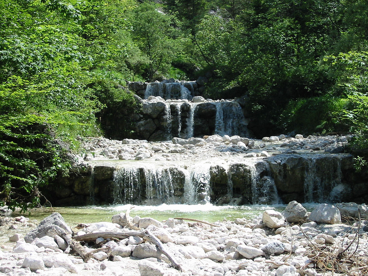 mountain stream wikipedia