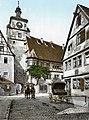 Weisser Turm Rothenburg 1900.jpg